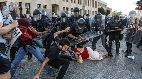 Disturbios en St. Louis tras la absolución de un policía
