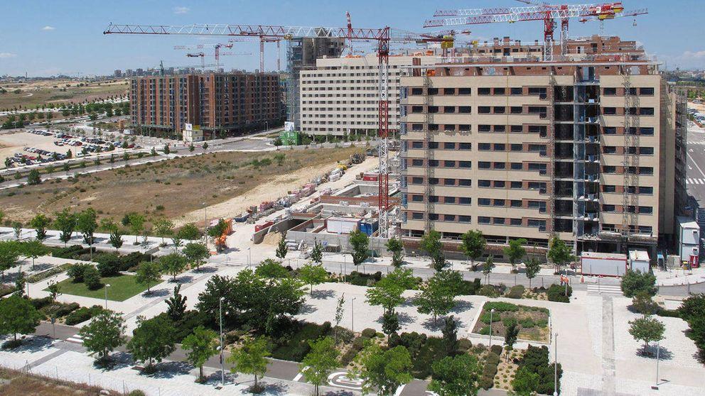 La vivienda desplaza a las oficinas como primera inversión de las nuevas socimis