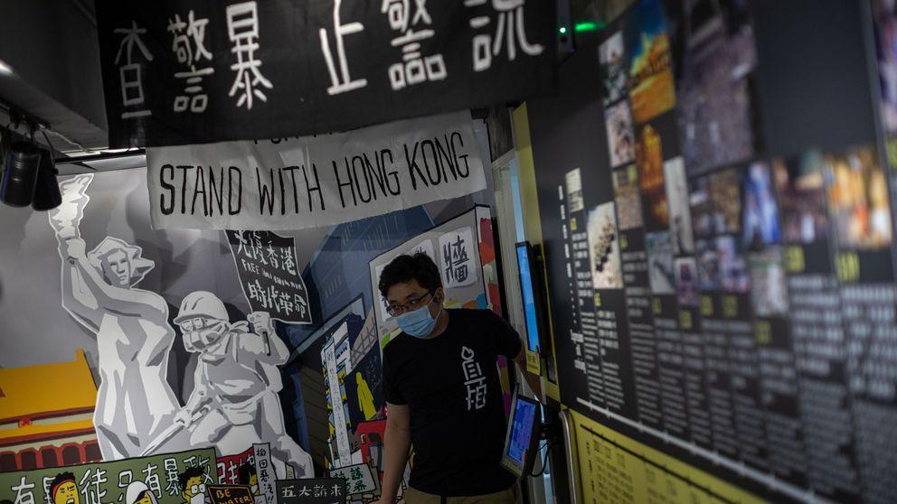 China enciende de nuevo Hong Kong con una nueva ley de seguridad nacional