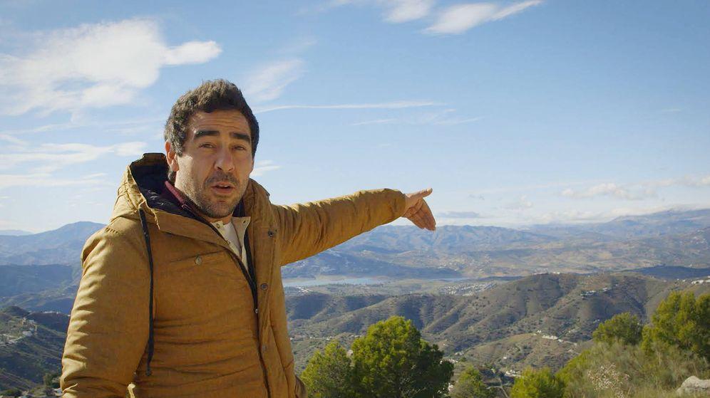 Foto: El actor Pablo Chiapella. (RTVE)
