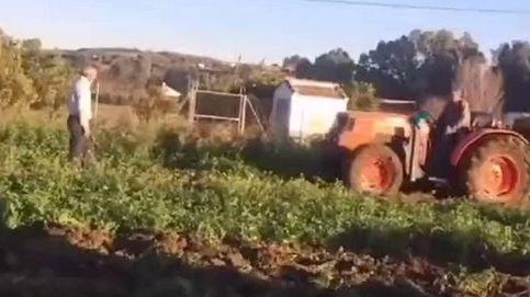 La discusión entre dos agricultores que se ha hecho viral en Twitter