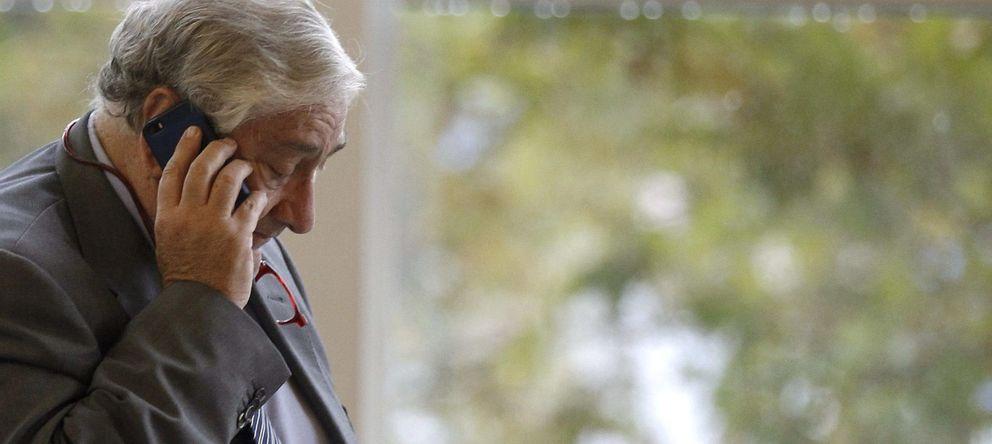 Foto: El consejero de Sanidad de la Comunidad de Madrid, Javier Rodríguez (EFE)