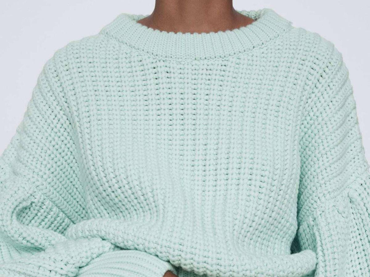 Foto: El jersey de Zara. (Cortesía)