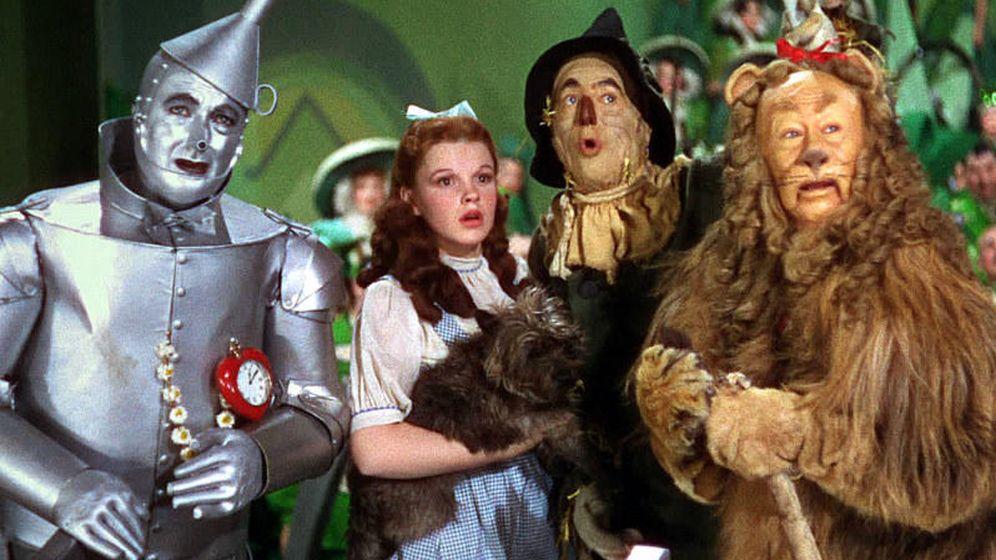 Foto: Un fotograma de 'El Mago de Oz'