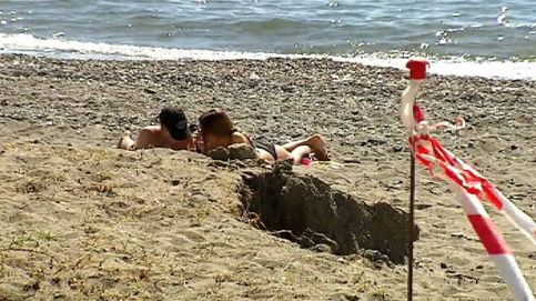 Peligra Semana Santa: las playas continúan en un pésimo estado