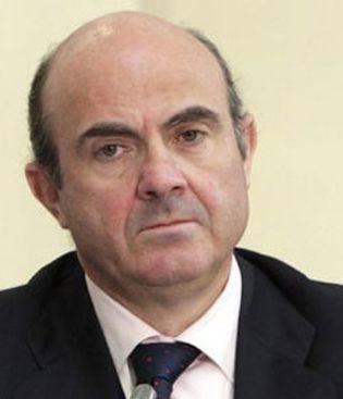 Foto: De Guindos afirma que España no necesita ningún rescate, sino disipar las dudas sobre el futuro del euro