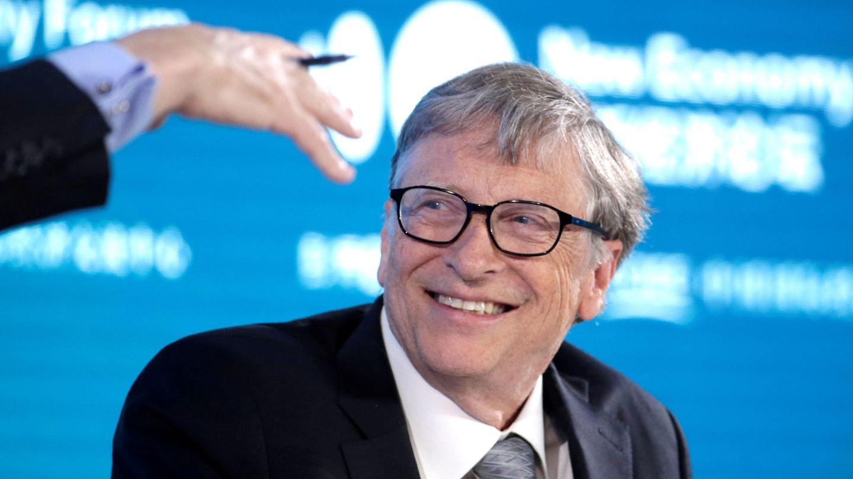 Bill Gates, durante un acto. (Reuters)