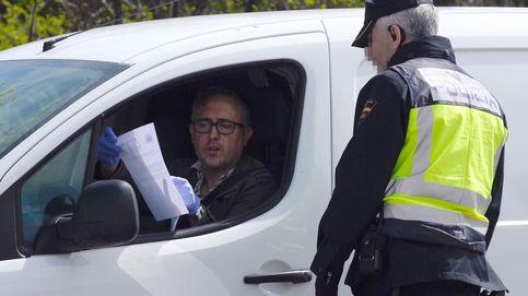 Las ocho reglas para salir en coche sin recibir multas durante el estado de alarma