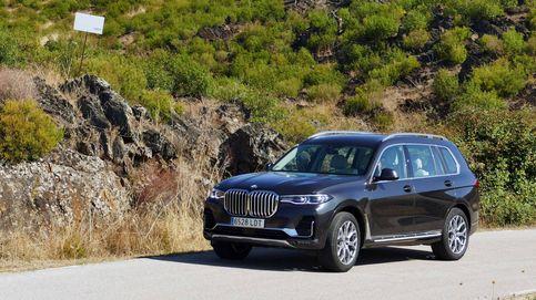 BMW X7, el tope de la gama todocamino