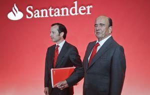 Banco Santander emite 1.500 millones en deuda 'senior' a tres años al 1,375%