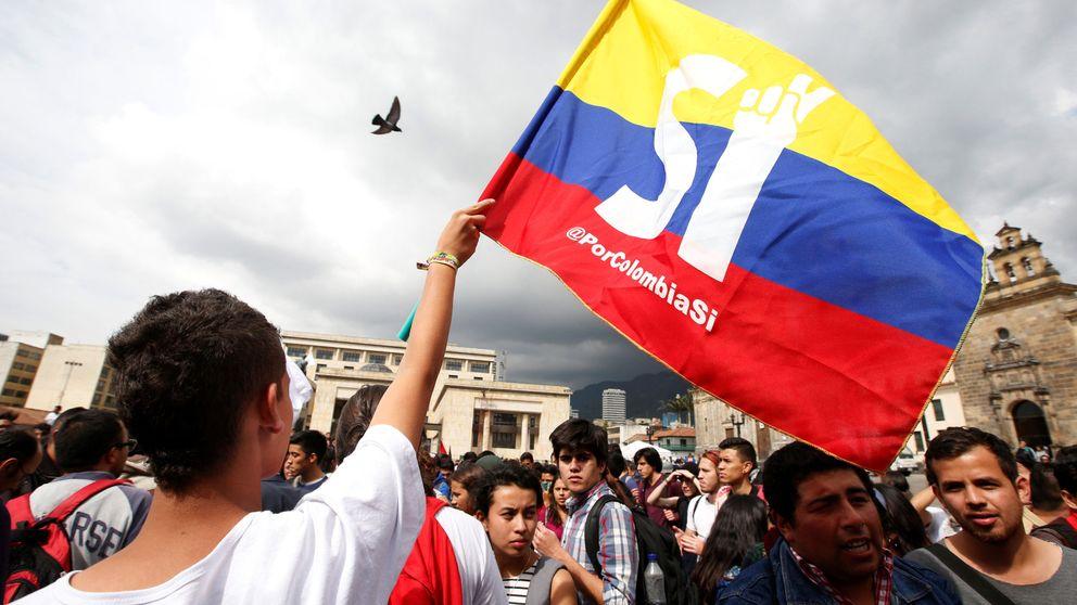 Incertidumbre en las calles de Bogotá: el plebiscito divide a los colombianos