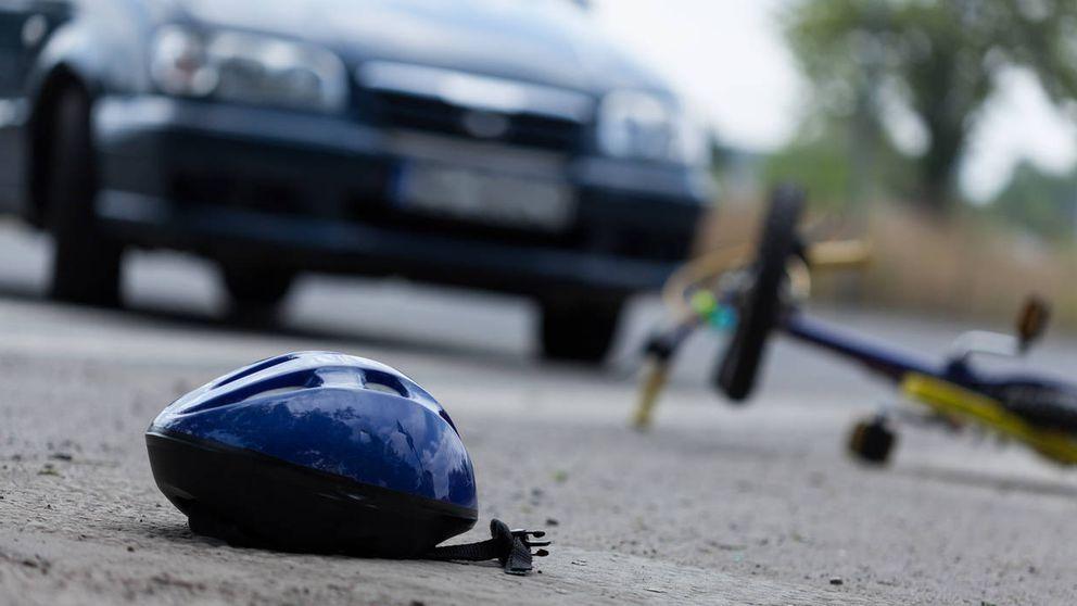 Muere un ciclista menor de edad en un accidente de tráfico en Barcelona