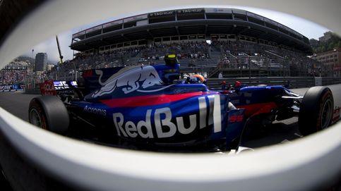 Carlos Sainz ya rueda en Mónaco