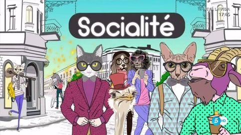 Las redes dictan sentencia sobre el nuevo 'Socialité' de María Patiño: Es muy cutre