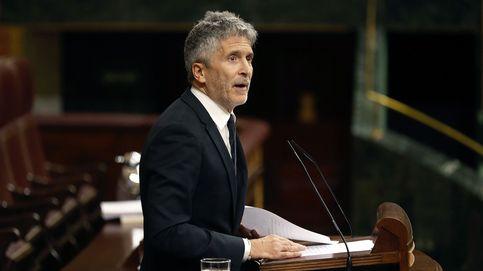 Marlaska aboga por llegar a las últimas consecuencias en el caso Villarejo