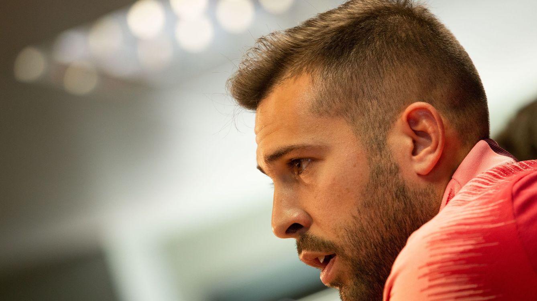 Aprovechan el Inter-Barcelona de Champions para robar en casa de Jordi Alba