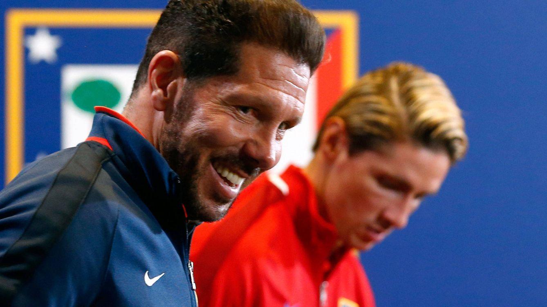Torres y su desencuentro con Simeone: Hubo un momento que todo se desbordó