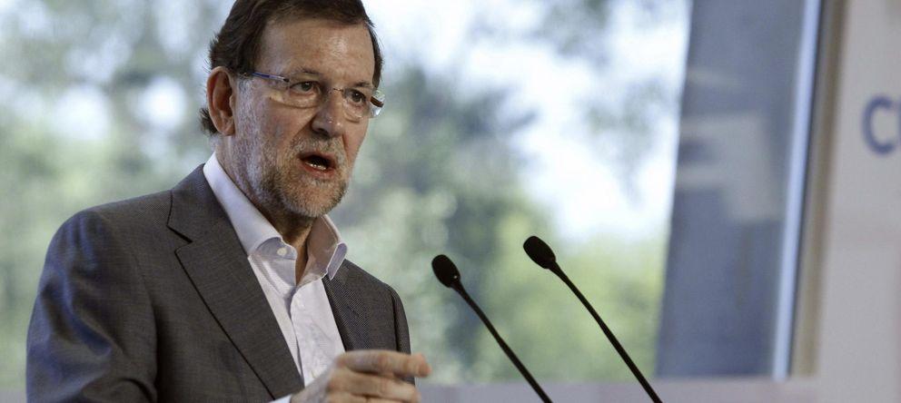 Foto: El llanto de Rajoy