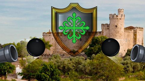 El castillo que tiene enfrentados a los herederos del último 'señor feudal'