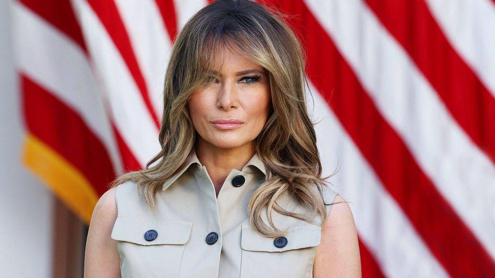 Melania renegoció su acuerdo prenupcial antes de llegar a la Casa Blanca