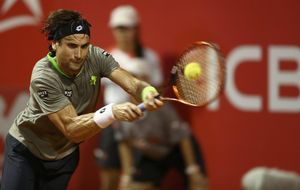 Ferrer sufre más de la cuenta para ganar a González en Buenos Aires