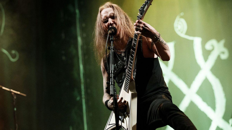 Muere Alexi Laiho, el que fuera líder de la banda finesa Children of Bodom