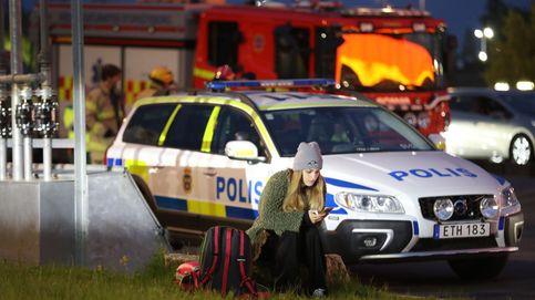 Evacuación del aeropuerto de Landvetter por objeto sospechoso