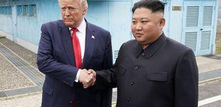 Post de Trump se encuentra con Kim en la frontera intercoreana por primera vez en la historia