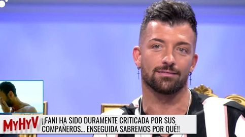 Rubén aconseja a Fani sobre Christofer ('Tentaciones'): Que recupere su confianza