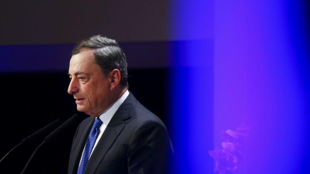 Comienza el 'tapering': el BCE recorta la compra de deuda a 30.000M al mes en 2018