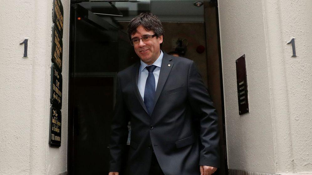 Foto: Carles Puigdemont, en Bélgica. (Reuters)