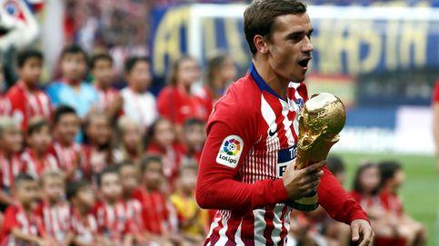 El cabreo en el Atlético por el ninguneo a Griezmann por la FIFA en el The Best