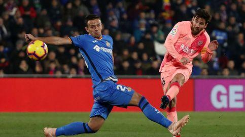 Getafe - FC Barcelona en directo: resumen, goles y resultado