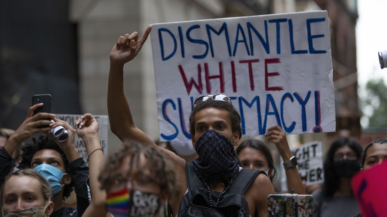 Protestas contra el racismo en EEUU. (Reuters)