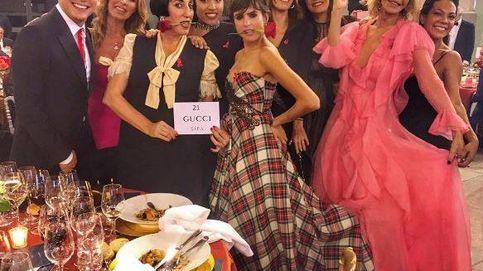 La gala contra el Sida desde dentro: así se lo pasaron los invitados según Instagram
