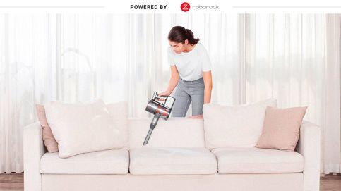 Tres años para diseñar el nuevo aspirador de mano: así limpia la casa el Roborock H6