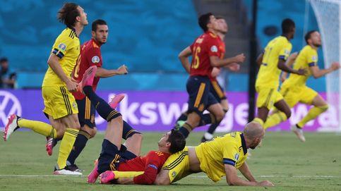 En directo: España sigue igual que en las previas: mucho toque y poco gol