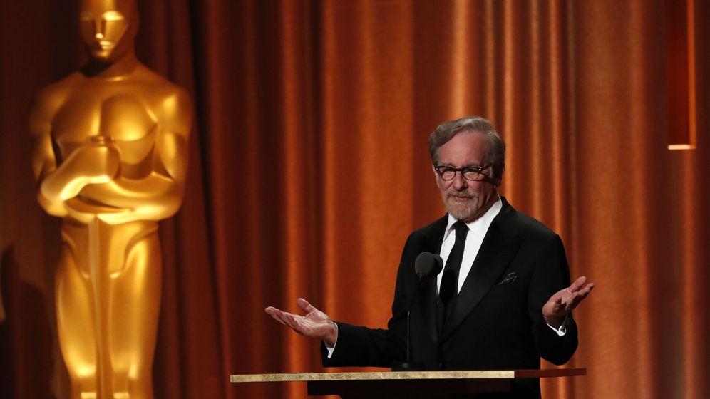 Foto: Steven Spielberg el pasado noviembre en los Governors Awards. (Reuters)