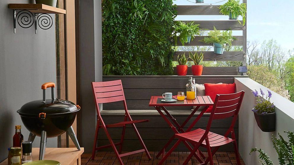 Los infalibles consejos de Leroy Merlin para presumir de terraza con encanto