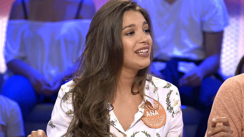Ana Guerra, en el plató de 'Pasapalabra' este mes de agosto'. (Mediaset)