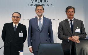 El IEF pierde a su primer ejecutivo en pleno diseño de la reforma fiscal