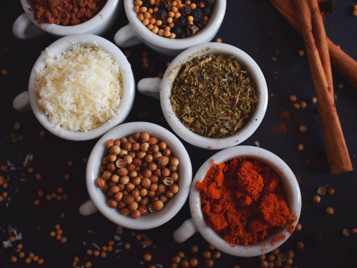Foto: Especias para adelgazar acelerando tu metabolismo. (Andra Ion para Unsplash)