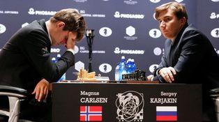 Por qué voy con Serguéi Kariakin, el ajedrecista 'cholista'