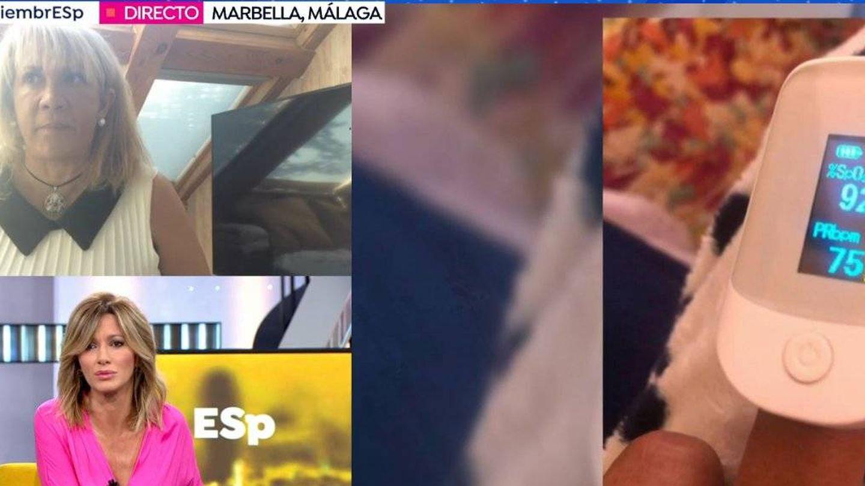 La periodista en 'Espejo Público'. (Atresmedia)
