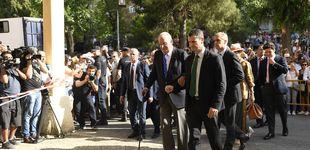 Post de Todas las imágenes de la emotiva despedida del rey Juan Carlos