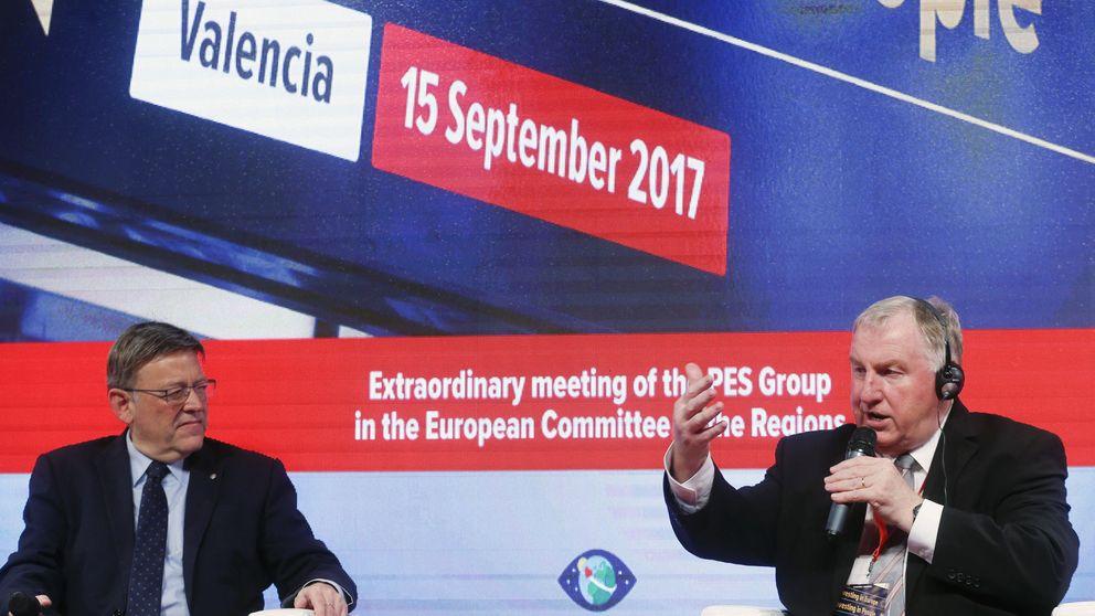 El líder de las regiones europeas apuesta por volver al plan de 2006 con Cataluña
