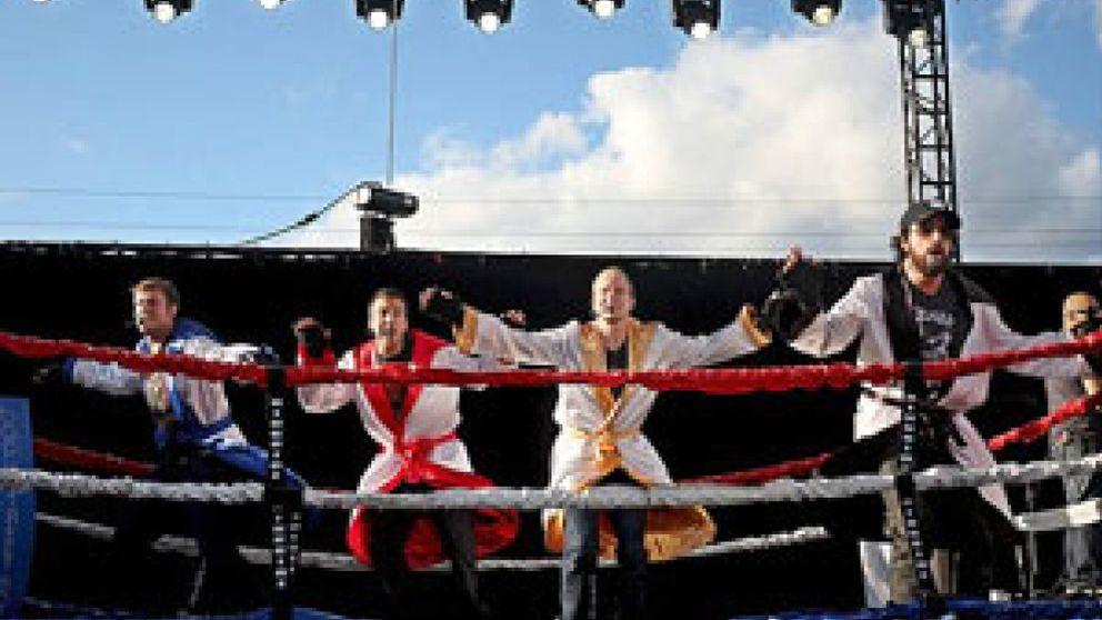 Los Backstreet Boys vuelven a actuar en España