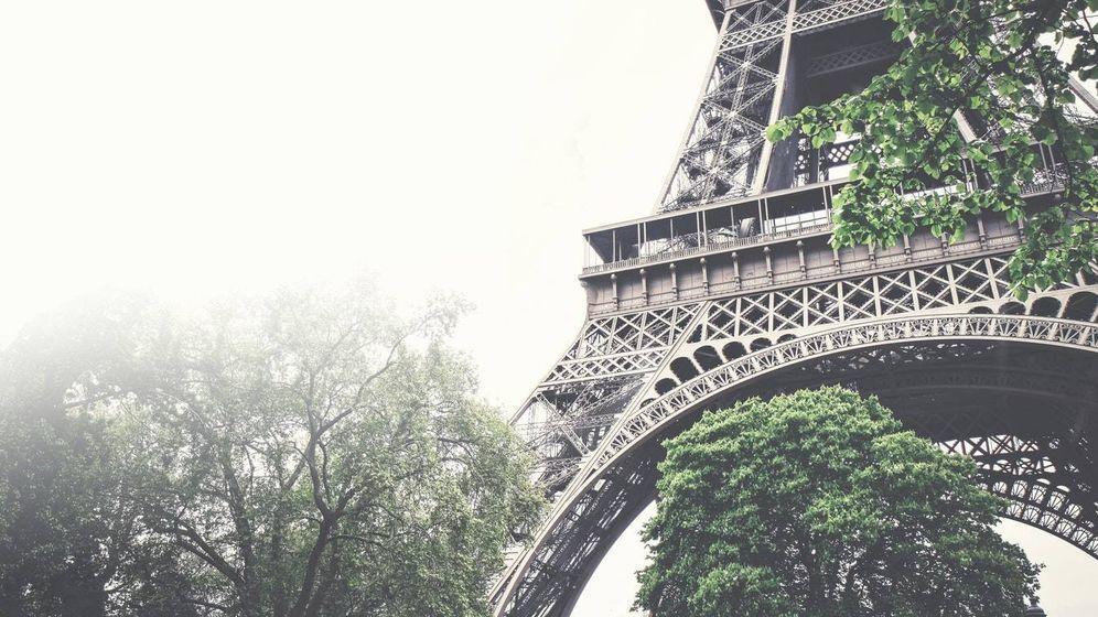 Foto: Torre Eiffel de París.