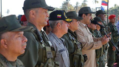 El personal de Nicolás Maduro en el exterior se rebela