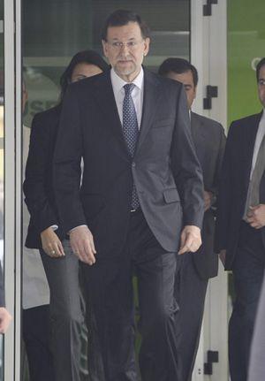 El Rey informó a Rajoy previamente del viaje y ya estaba en Botsuana el lunes